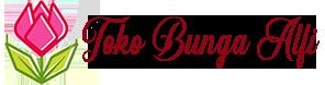 Toko Bunga Alfi logo